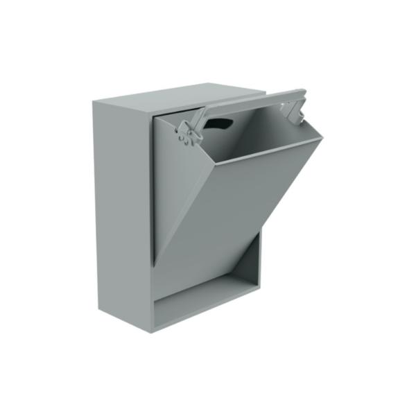 ReCollector - Recycling Box - Iron Blue