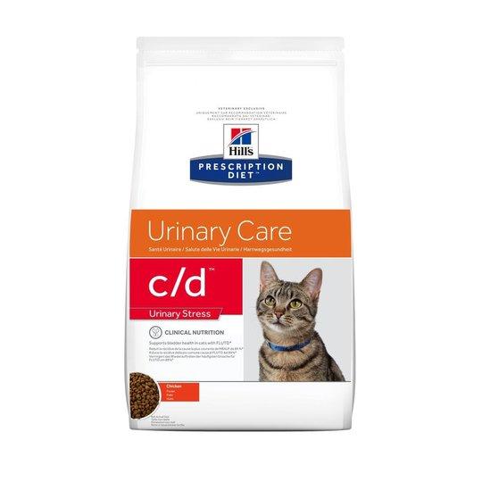 Hill's Prescription Diet Feline c/d Urinary Care Urinary Stress Chicken (1,5 kg)