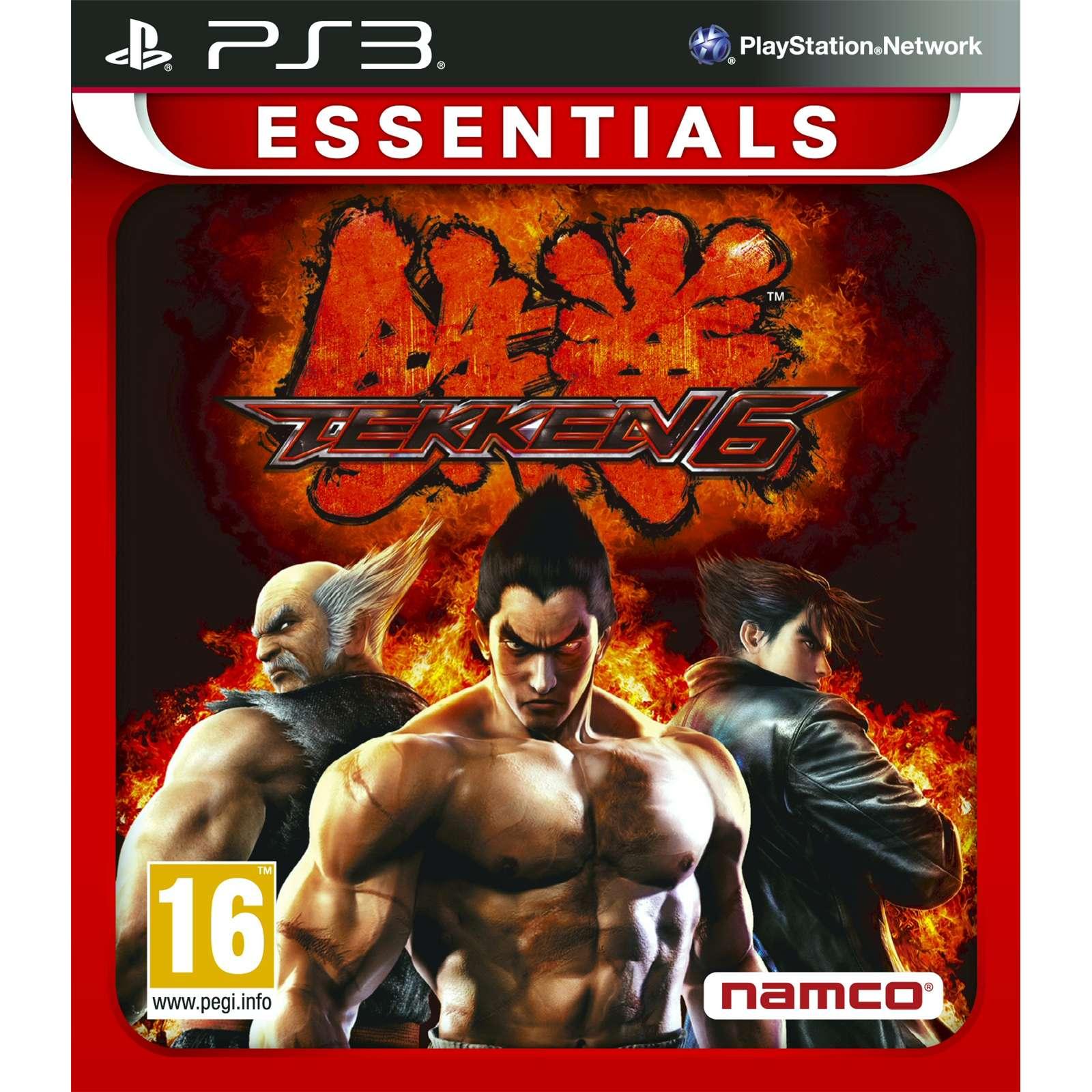 Tekken 6 (Essentials)