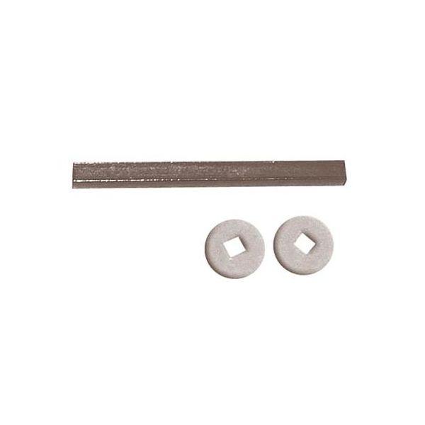 ASSA 4294 Vridepinne 80 mm, inkl. 2 skiver for lås 2000