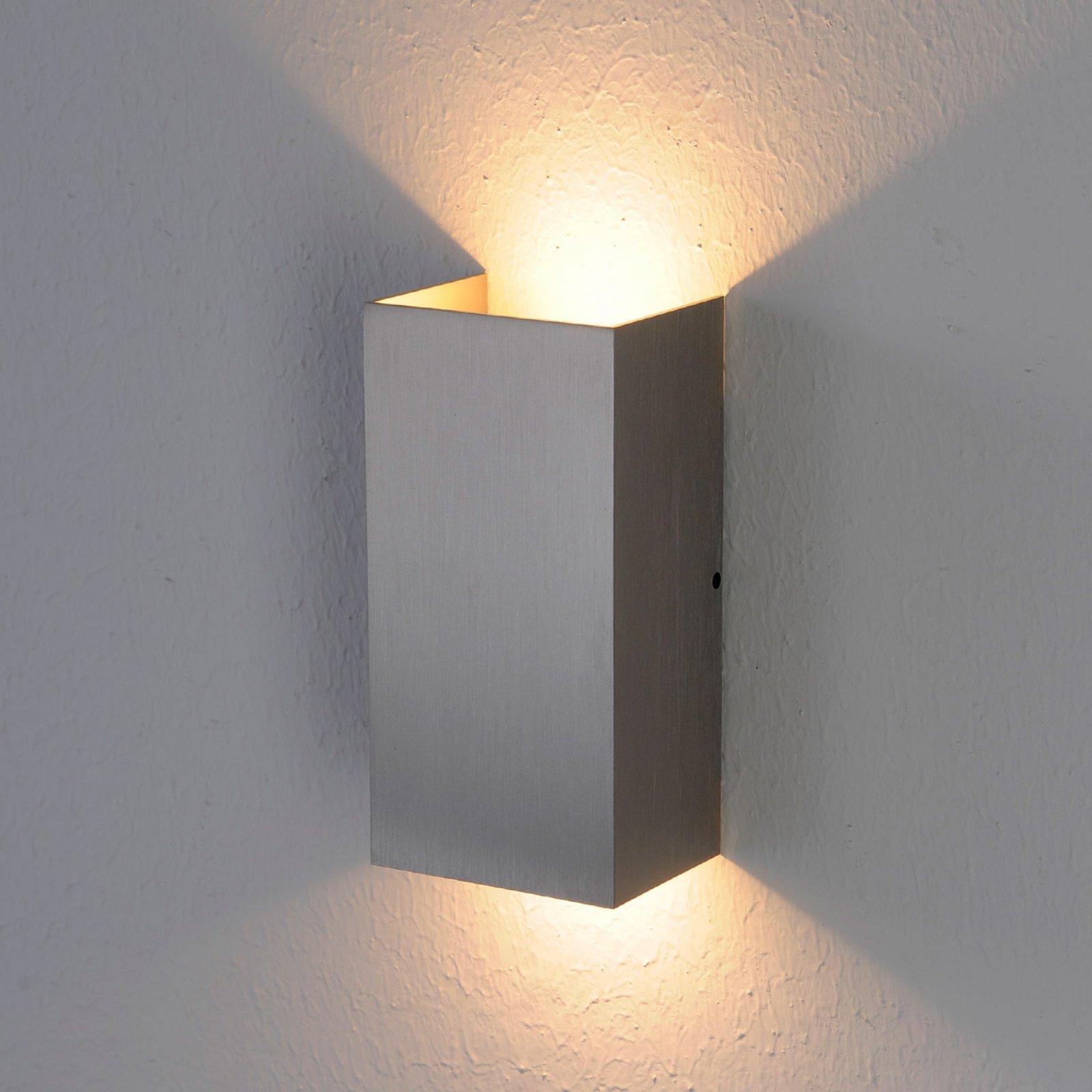 Puristisk LED-vegglampe Mira