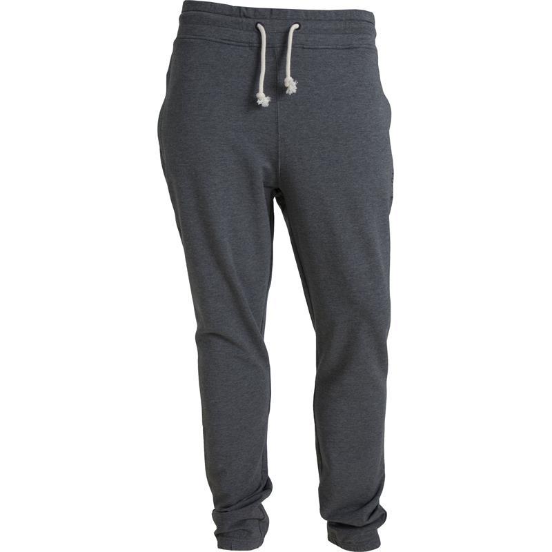 Tufte Sweatpants S Bukse - Herre, Dark Grey/Phantom