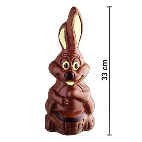 Gigantisk Chokladpåskhare - 500 gram