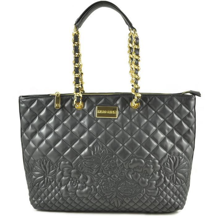 Ermanno Scervino Women's Handbag Black 223992 - black UNICA