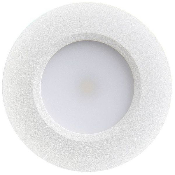 Designlight Q-30MW Downlight-valaisin 3 W, valkoinen, 2700 K