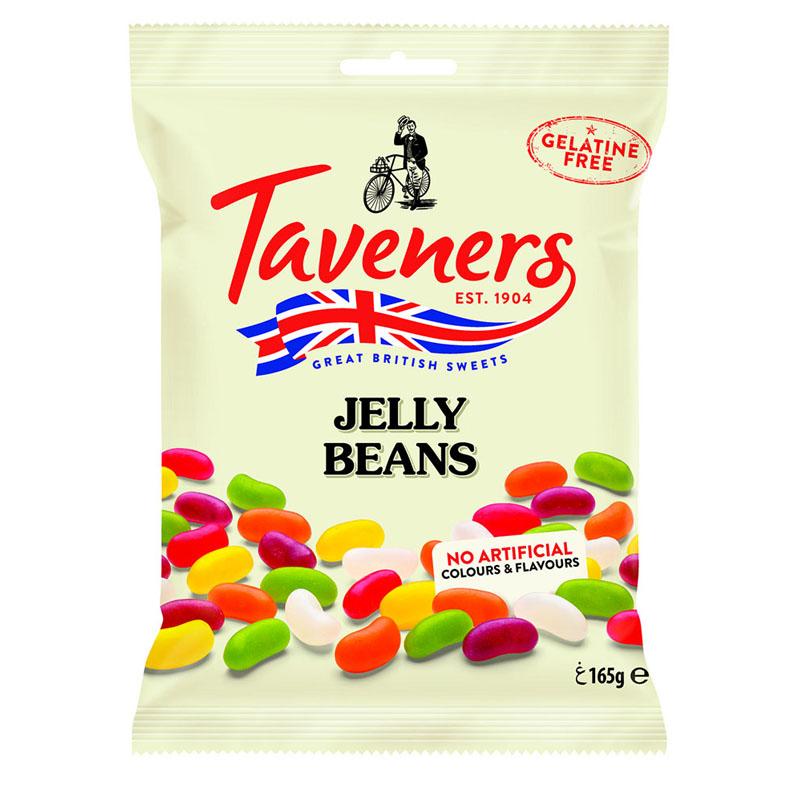 Makeispussi Jelly Beans 165g - 23% alennus