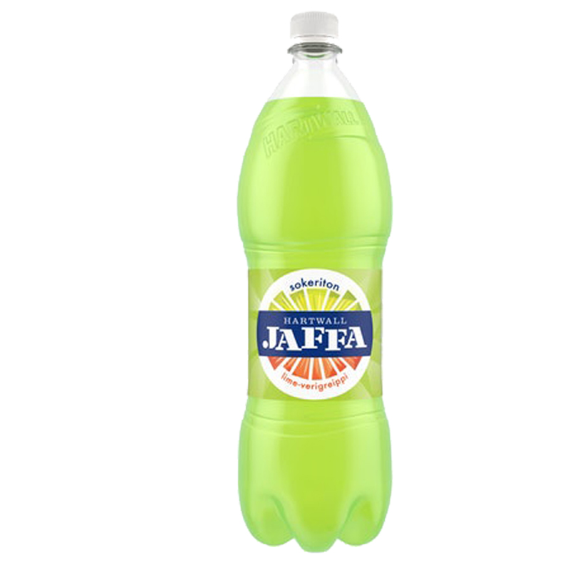 Virvoitusjuoma Lime & Verigreippi - 72% alennus