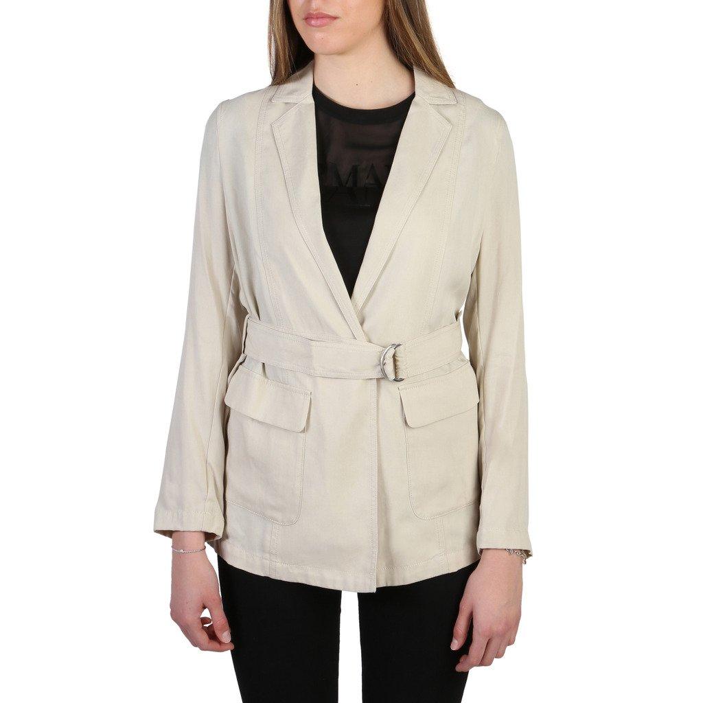 Armani Jeans Women's Jacket Brown 3Y5G51 5NYCZ - brown 40 EU