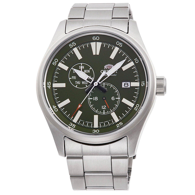 Orient Men's Watch Silver RA-AK0402E10B