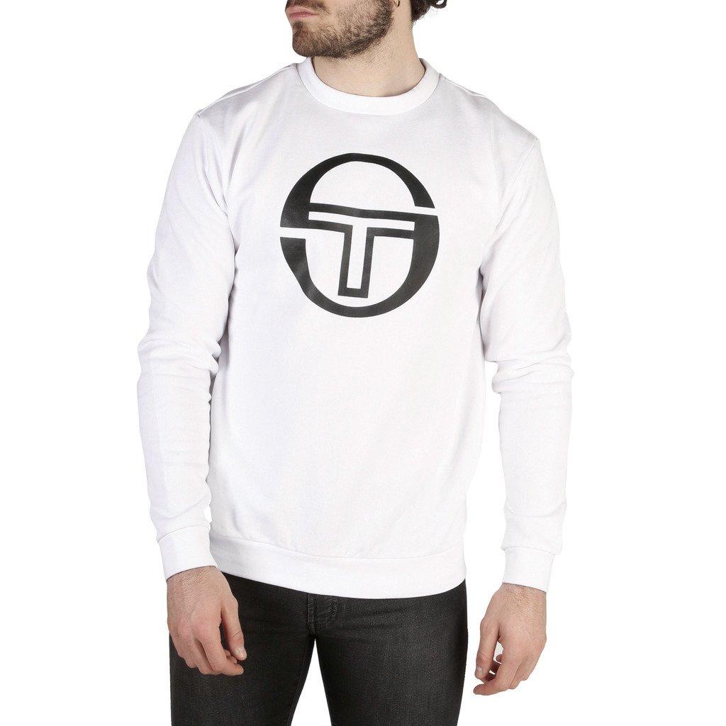 Sergio Tacchini Men's Sweatshirt Various Colours 103-10005 - white S