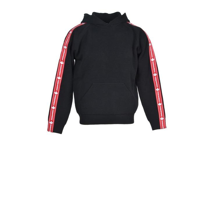 Dsquared - Dsquared Men Sweatshirts - black M