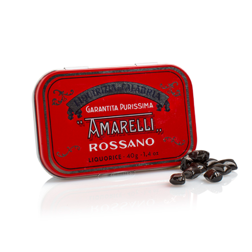 Spezzatina Liquorice 40g by Amarelli