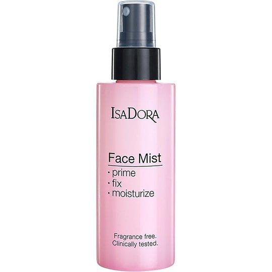 IsaDora Prime Fix Moisturize Face Mist, 100 ml IsaDora Kasvovedet