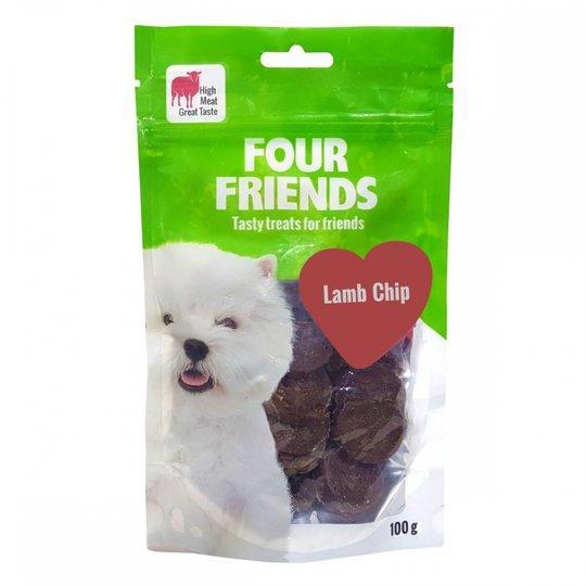 FourFriends Dog Lamb Chip (100 g)