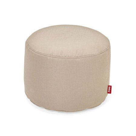 Fatboy® Point Outdoor Pouf Sandy taupe