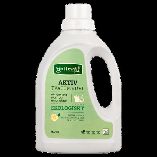 AKTIV Tvättmedel eko, 750 ml