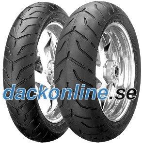 Dunlop D407 H/D ( 170/60 R17 TL 78H M/C, Bakhjul )