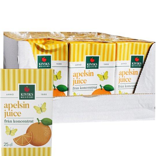 Hel Låda Apelsinjuice 27 x 25cl - 60% rabatt
