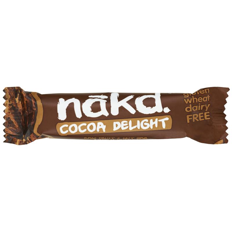 Raakapatukka Cocoa Delight - 28% alennus