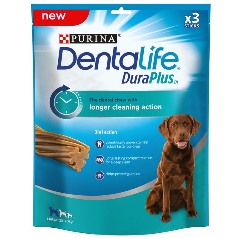 Purutikut Dentalife Plus Large - 23% alennus