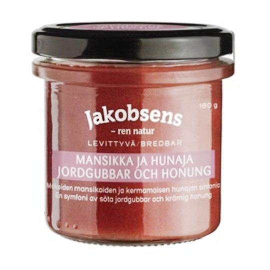 Honung Jordgubbar - 53% rabatt