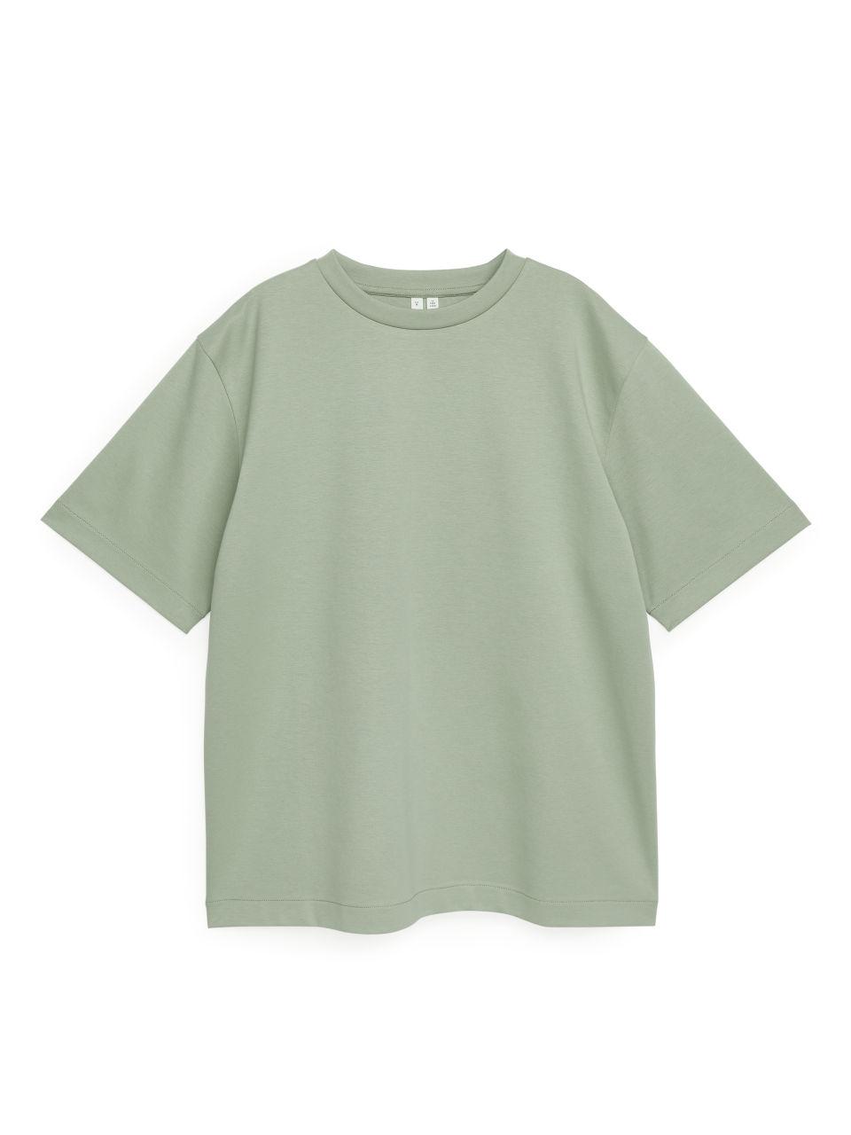 Interlock T-shirt - Green