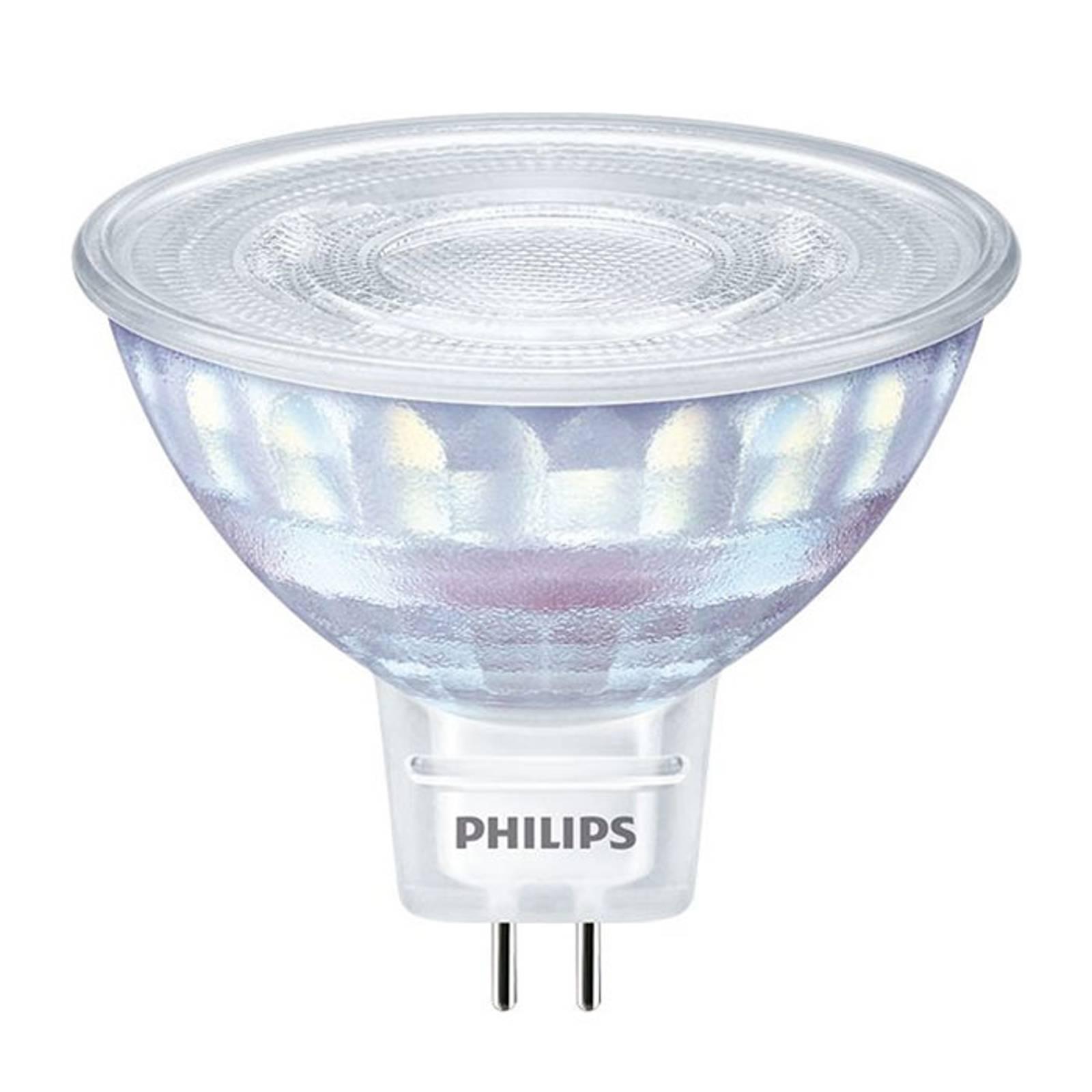 Philips-LED-heijastin GU5,3 7W 827 himm., warmglow