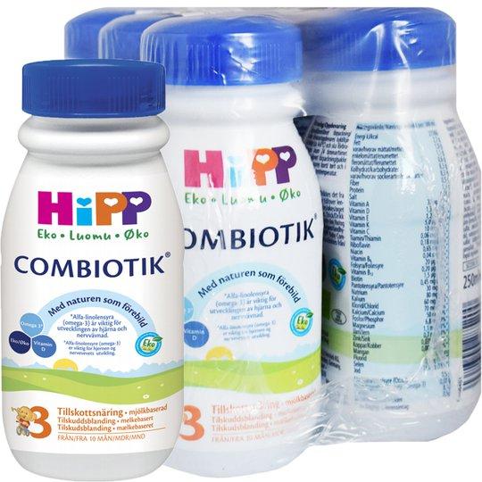 Eko Tillskottsnäring Combiotik 6-pack - 83% rabatt