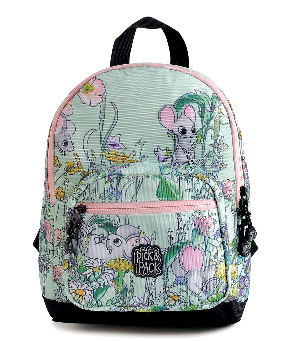 Pick & Pack - Small Backpack 7 L - Mice Blue (678037)