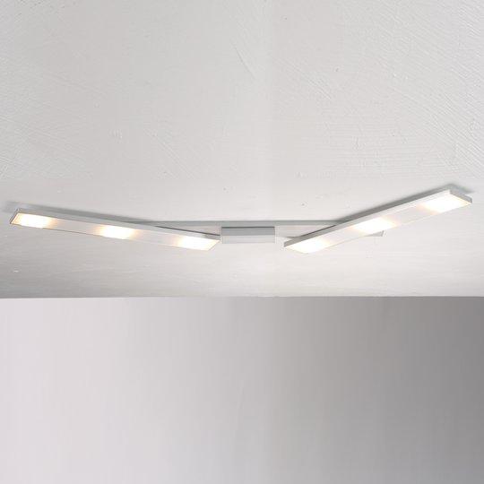 Käännettävä LED-kattovalaisin Slight, alumiini