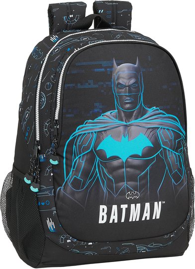 Batman Bat-Tech Ryggsekk 23L, Black