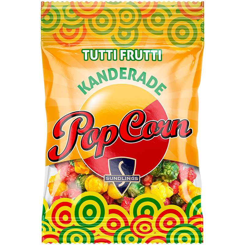 Popcorn Tutti Frutti - 32% rabatt