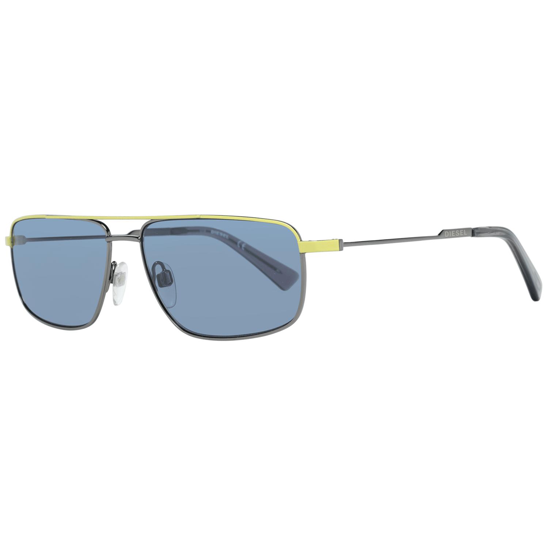 Diesel Men's Sunglasses Gunmetal DL0308 5808V