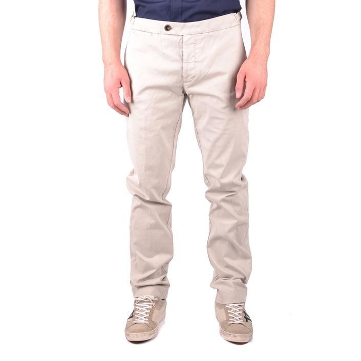 Jacob Cohen Men's Trouser Beige 163025 - beige 33