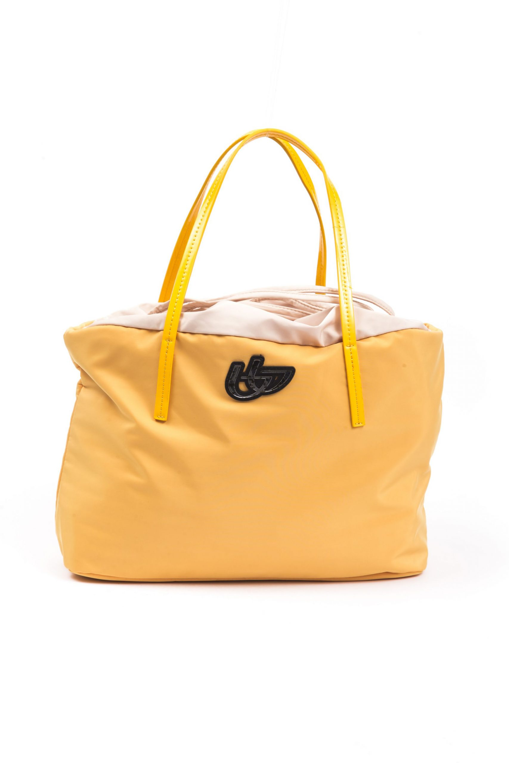 Byblos Women's Shopping Handbag Yellow BY665691