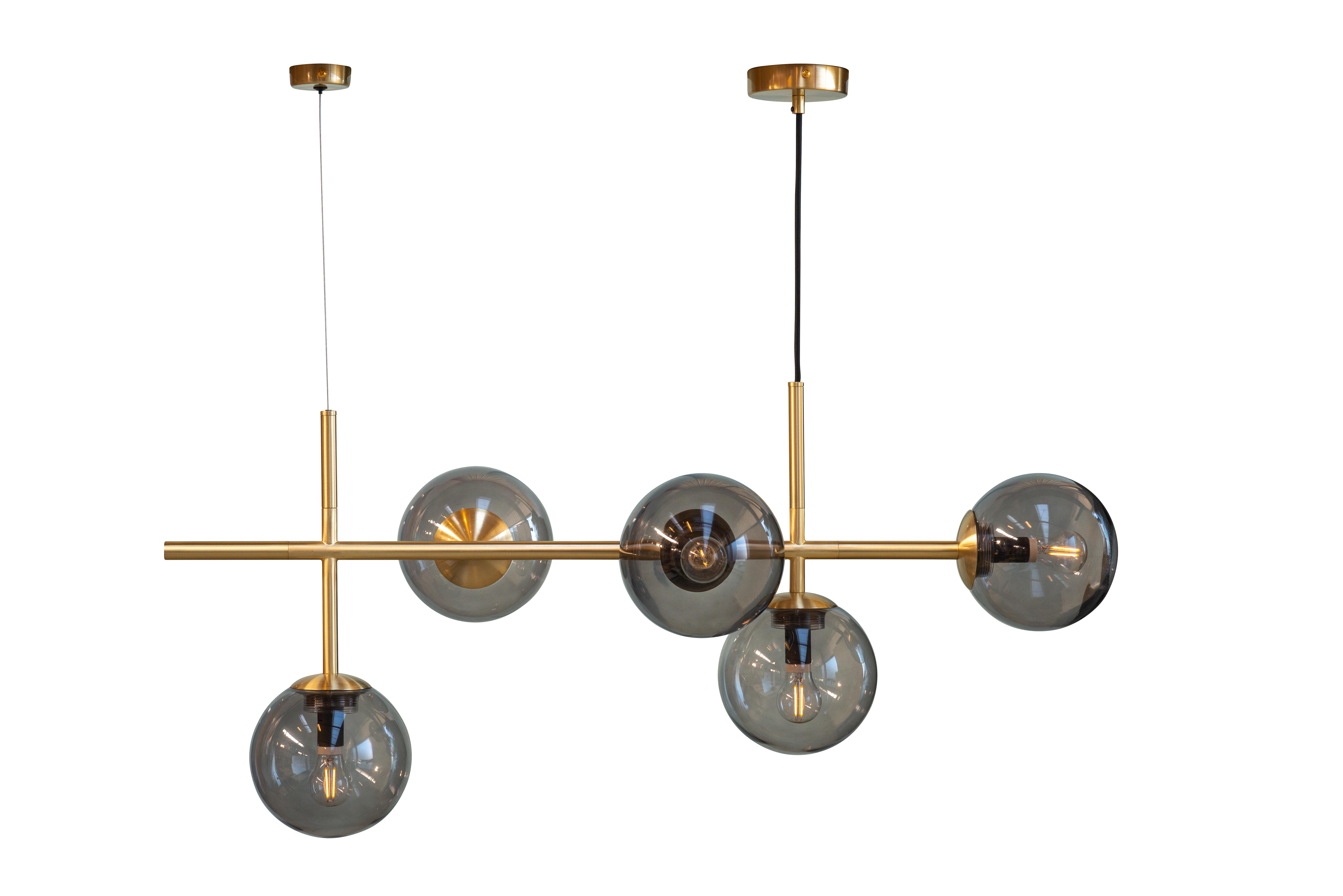 Dyberg-Larsen - Como Pendant - Brass (8140)