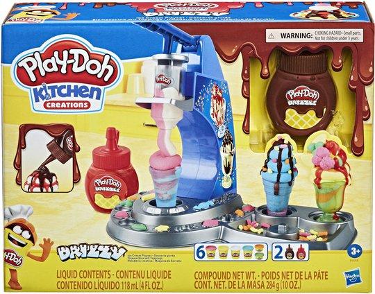 Play-Doh Lekeleire Is-sett