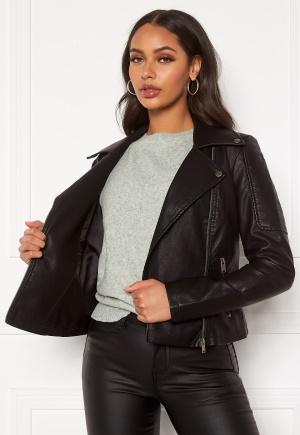 Noisy May Rebel L/S Jacket Black XS