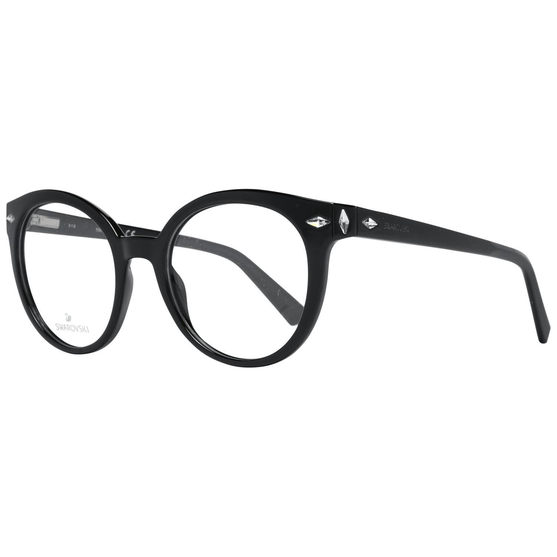 Swarovski Women's Optical Frames Eyewear Black SK5272 50001
