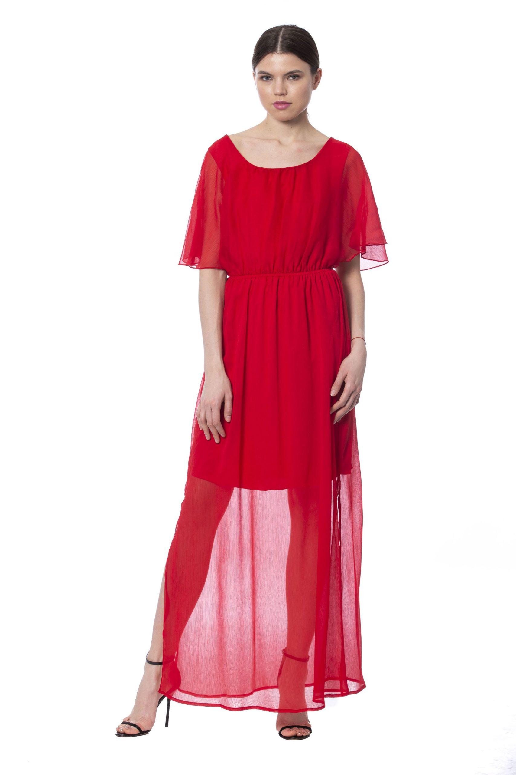 Silvian Heach Women's Dress Red SI996388 - L