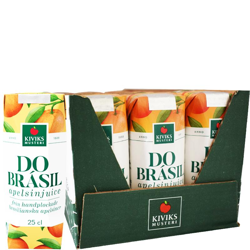 Apelsinjuice 24-pack - 59% rabatt