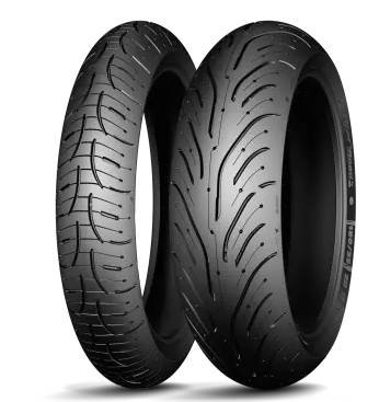 Michelin Pilot Road 4 GT ( 120/70 ZR17 TL (58W) M/C, etupyörä )