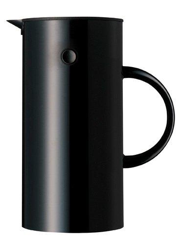 Stelton - EM Vaccum Jug 0,5 L - Black
