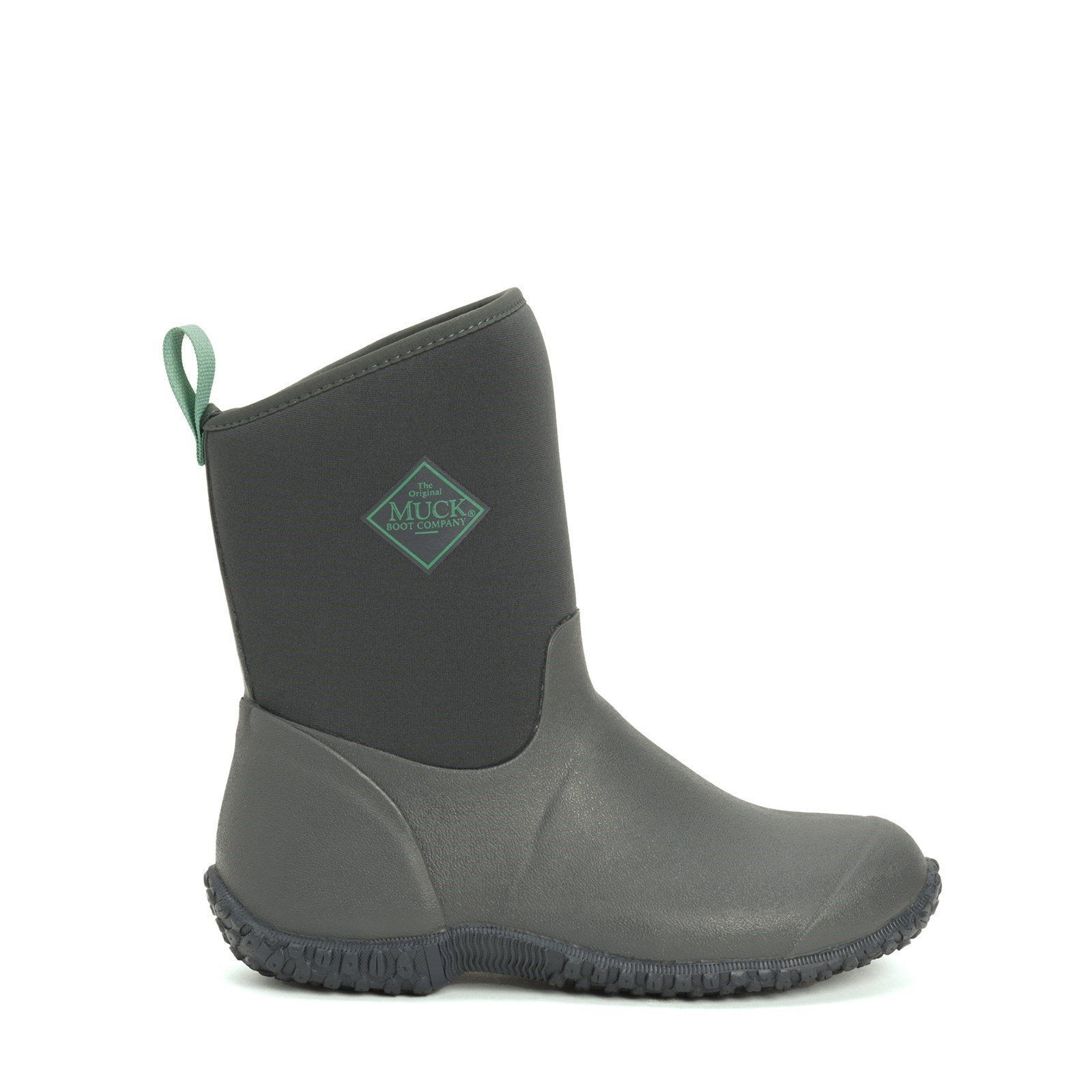 Muck Boots Women's Muckster II Slip On Short Boot Multicolor 28899 - Grey/Print 8