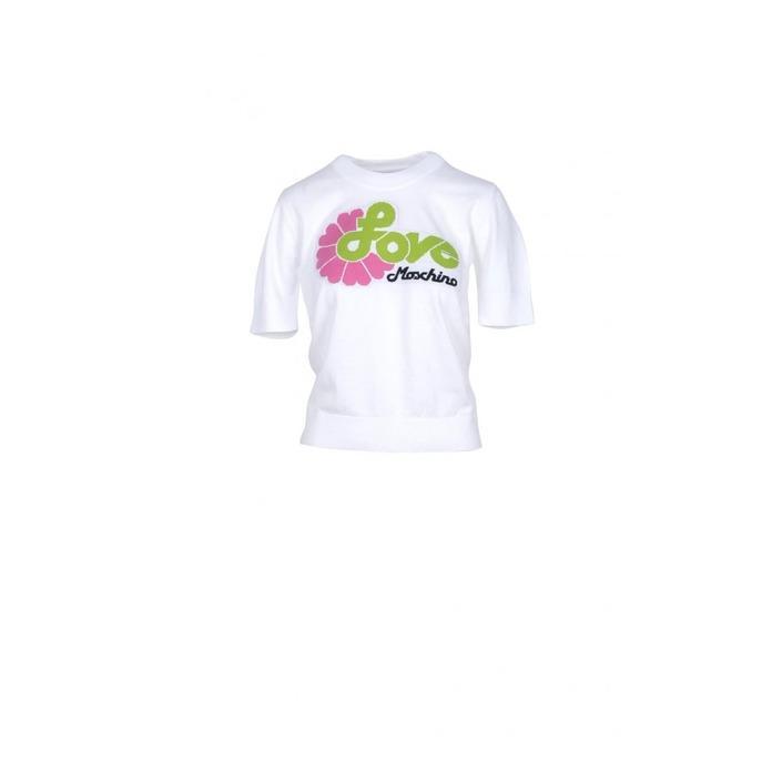 Love Moschino Women's Sweater White 191234 - white 40
