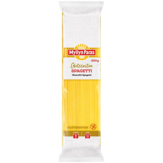 Gluteeniton Spagetti - 15% alennus