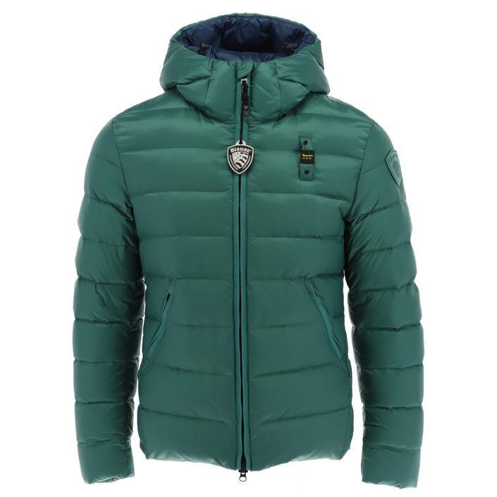 Blauer Men's Jacket Green 311836 - green S