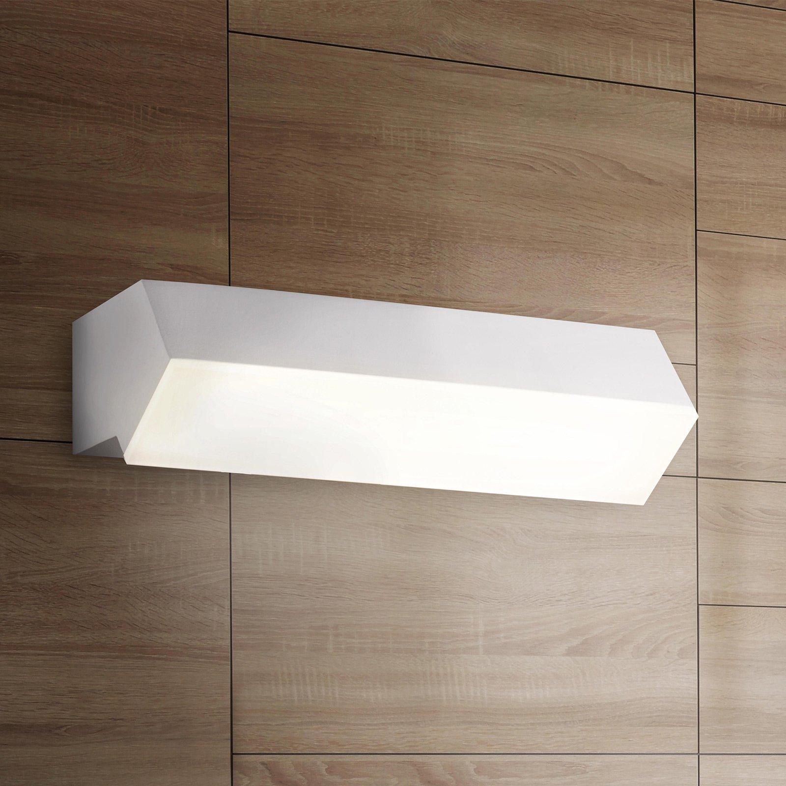 Toni LED-vegglampe, bredde 20,5 cm