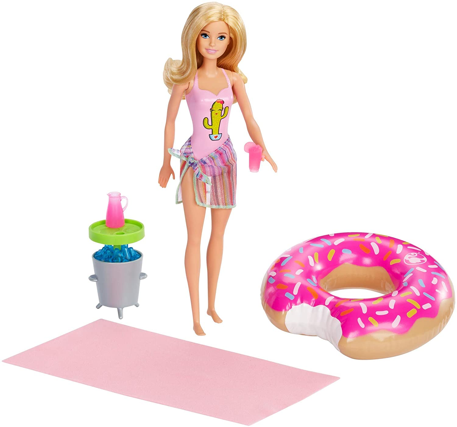 Barbie - Pool Party - Blonde (GHT20)
