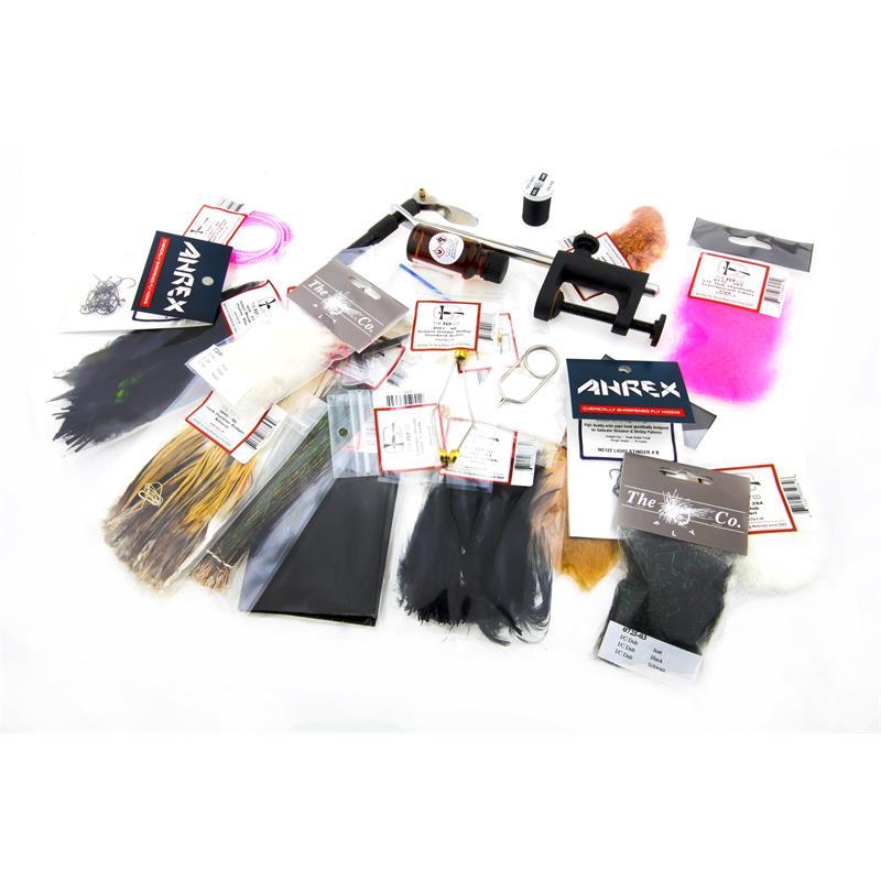 Fluebindersett - Standard Kit Starterkit
